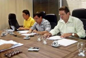 Progressão 2014: Comissão APEOC-SEDUC inicia atividades