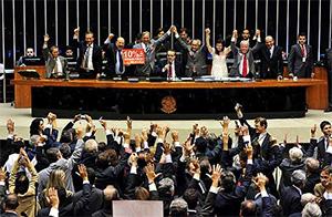 Câmara aprova Plano Nacional de Educação. Texto segue para sanção*