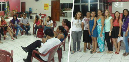 Seminário da Confederação das Mulheres do Ceará é realizado na APEOC