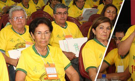 Educadores Aposentados do Ceará participam de 1o. Encontro Estadual