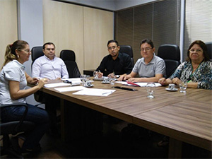 Comissão de Negociação APEOC-SEDUC discute vale alimentação, progressão, nomeação, entre outros…