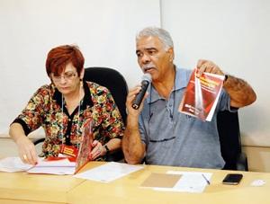 APEOC no Encontro do Conselho Nacional de Entidades da CNTE em Brasília