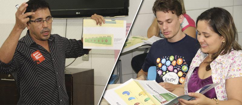 A saga continua! Bom debate na escola João Mattos!