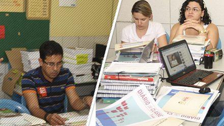 No Chão da Escola: Mais uma Escola Visitada em Fortaleza