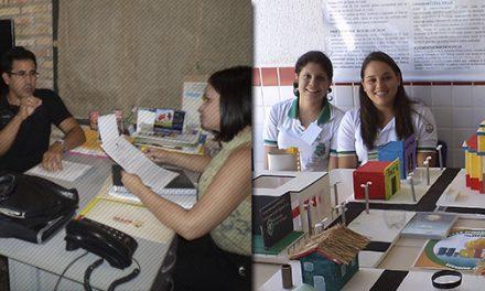 Audiência em Beberibe com Secretária de Educação e Visita à Feira de Ciências