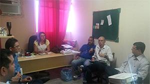 Pauta de Visitas APEOC (Semana de 22/09 a 27/09)