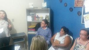 Região do Curu: APEOC no Plano Municipal de Educação, e no Conselho do FUNDEB