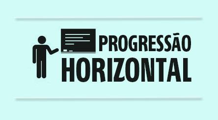 Progresão Horizontal em fase de Apuração do Resultado Geral da Avaliação