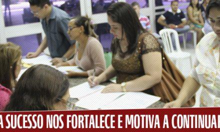 APEOC acompanha processo de Lotação dos novos Professores