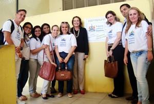 """APEOC participa do projeto """"Trabalho, Justiça e Cidadania"""""""