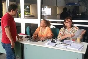 APEOC acompanha Posse e Lotação de Professores na SEDUC