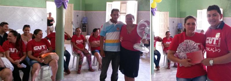 Palhano: Profissionais da Educação Comemoram Dia do Professor e Servidor
