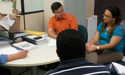 APEOC e COGEP-SEDUC discutem Lotação/Remoção 2014