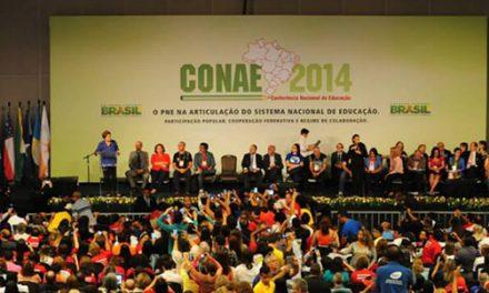 CONAE 2014: Royalties do petróleo, FUNDEB e valorização dos profissionais da educação