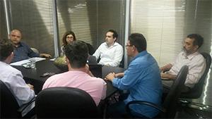 DEFE-APEOC em reunião com Secretário de Educação