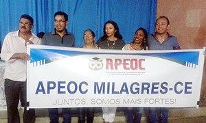 Criada em Milagres a Comissão Municipal do Sindicato APEOC