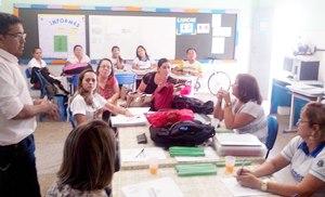 """Ipu, Reriutaba, Guaraciaba, São Benedito, Ubajara, Tianguá e Viçosa fazem o debate """"No Chão da Escola"""""""