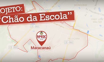 """Projeto """"Chão da Escola"""": Liceu de Maracanaú recebe visita do Sindicato APEOC"""