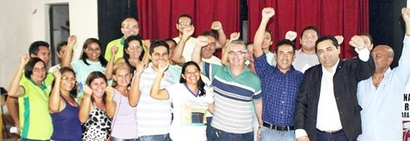Vitória da APEOC em Itaiçaba