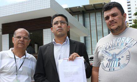 Presidente Anizio Melo protocola pedido de audiência com o Governador Camilo Santana!
