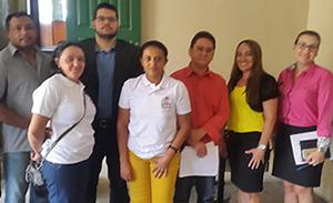 APEOC em audiência e acompanhando processos judiciais em Solonópole