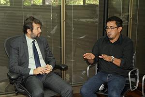 APEOC solicita Audiência Urgente com Governador Camilo Santana