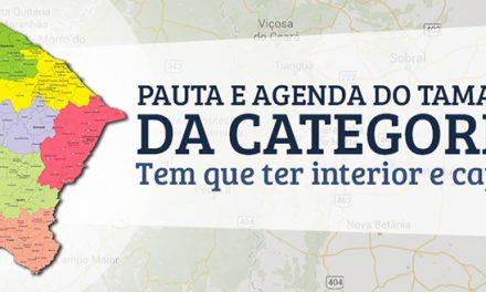 Agenda Nacional, Agenda de Plenárias e Assembleias Regionais