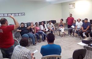 """Projeto do Sindicato APEOC """"No Chão da Escola"""" visita unidades de ensino em Fortaleza"""
