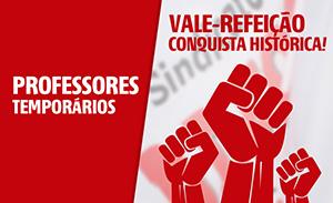 Auxílio-Refeição para Professores Temporários: Conquista Histórica