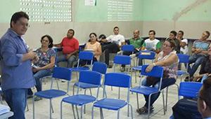 Assembleias Regionais em Acaraú e Camocim pela Valorização dos Profissionais da Educação