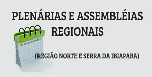 """""""Assembleias Regionais"""" em Sobral e São Benedito"""