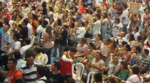 08 de abril, 15h30: Assembléia de Fortaleza e Região Metropolitana