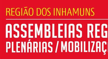 """Região dos Inhamuns: """"Assembleias Regionais"""" com nossa Categoria"""