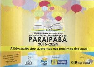 Paraipaba: APEOC na Conferência Municipal de Educação