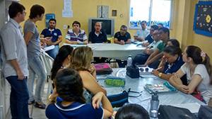 """""""No Chão da Escola"""" na Senador Osires Pontes (Agende uma visita…)"""