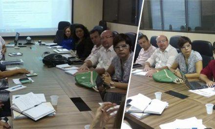 APEOC na SEDUC (20/05): Regularização da alimentação escolar e manutenção das escolas estaduais são discutidas