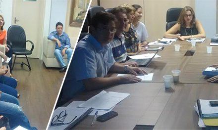 APEOC na SEDUC (14/05) reivindica mais verbas para as Escolas Estaduais, e Reunião no Sindicato (18/05)