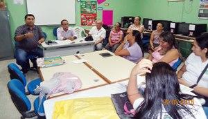"""""""No Chão da Escola"""" em Paraipaba (Agende visita)"""