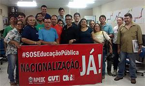 Anízio Melo visita escolas em Fortim e Aracati