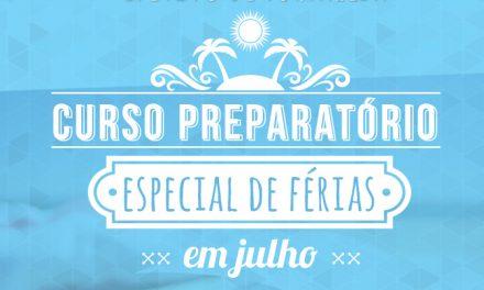 CURSO DE FÉRIAS: Preparatório para Concurso de Professor Efetivo de Fortaleza