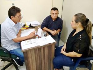 APEOC São Gonçalo visita APEOC em Fortaleza