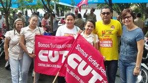 Sobral: Servidores lotam ruas na IV Marcha dos Trabalhadores