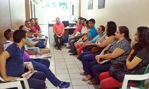 Professores Concursados reúnem-se no Sindicato APEOC