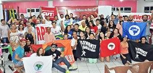 """""""Lançada Frente Ampla em Defesa do Pré-Sal"""""""