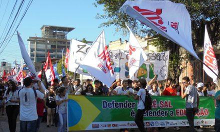 Grande Ato em Defesa do Brasil, do Pré-Sal, da Educação e da Petrobrás