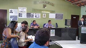 Palhano: APEOC em duas audiências decisivas, e nova assembléia (23/09)