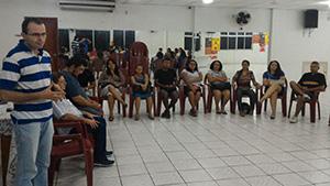 Plenária com Concursados (SEDUC, Fortaleza, Maracanaú, Pacatuba)