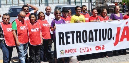 Dia 5 de outubro: Governador definirá em audiência com Sindicato APEOC desembolso do RETROATIVO!
