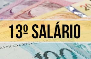 Pagamento do 13º salário dia 18 de dezembro