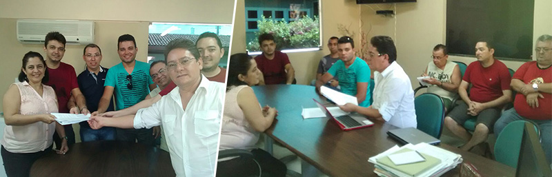Iguatu: APEOC na CREDE 16 discute Fim sábados letivos, Calendário Escolar, Não reposição de aula por atestado médico